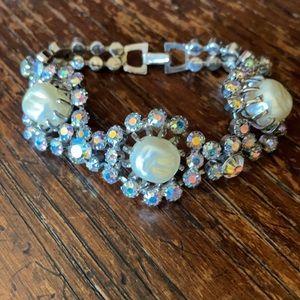 WEISS Vintage Costume Bracelet